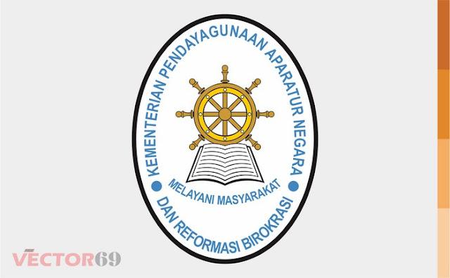 Logo Kementerian Pendayagunaan Aparatur Negara dan Reformasi Birokrasi (PAN-RB) Indonesia - Download Vector File AI (Adobe Illustrator)