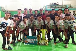 Wa'yae Family Raih Juara Satu Turnamen Futsal Bergengsi di Palopo