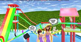 ID Waterboom Di Sakura School Simulator