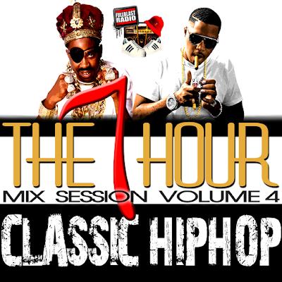 The 7 Hour Classic Hip Hop Mix
