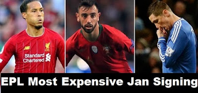 Top 15, Most Expensive, Premier League, January, Signing, EPl, teams, Players, transfer window.