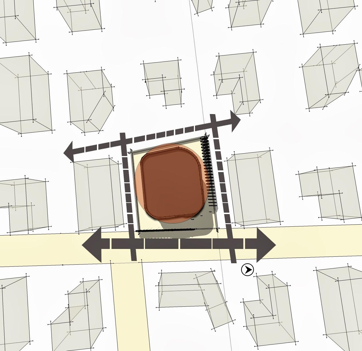 Building Design Studios: Proposed Office @ Bengaluru