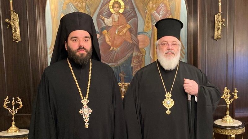 Ο Αρχιμανδρίτης Κύριλλος Κολτσίδης εξελέγη Ηγούμενος στην Ιερά Μονή Αγίας Παρασκευής Διδυμοτείχου
