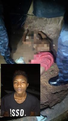 Em confronto com a Polícia Militar, bandido morre no bairro Trizidela, em Bacabal.