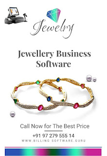 Tag Barcode, CRM, Inventory, Accounting, GST, Ginesys, RFID, Jewelry Store Management System, Loan on Gold, Solver, Gofrugal, HDPOS, Retail and Wholesale   Business.