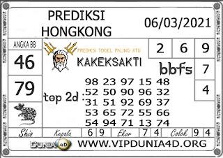 Prediksi Togel HONGKONG DUNIA4D 06 MARET 2021