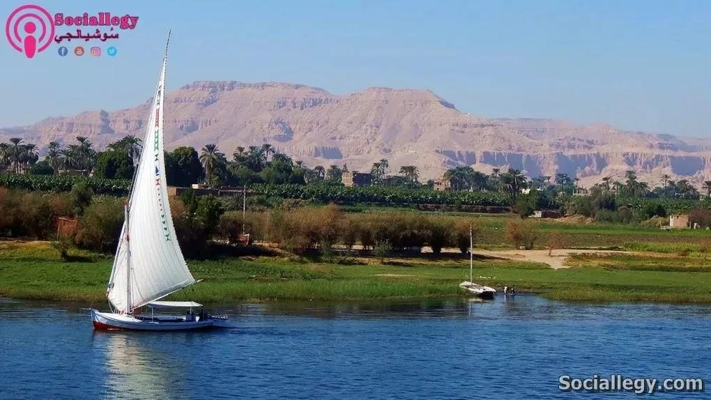 معلومات هامة عن نهر النيل