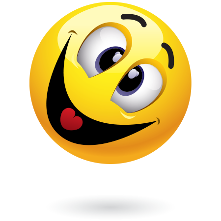 Jolly emoticon