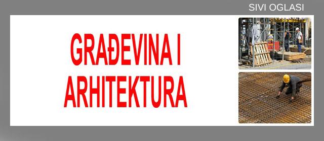 * GRAĐEVINA I ARHITEKTURA SIVI OGLASI - 6.