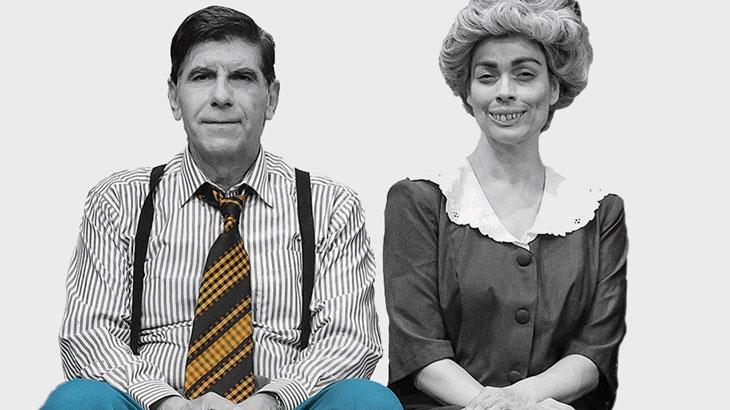 «Οι Γαμπροί της Ευτυχίας» με Γ. Μπέζο & Δ. Λαμπρόγιαννη στο Αμφιθέατρο Σίβηρης