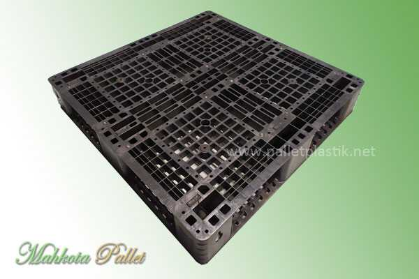 Pallet Plastik Bekas Berkualitas Ukuran1000 x 1000 x 150 mm