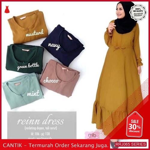 Jual RRJ065D120 Dress Rein Dress Wanita Balotelly Terbaru Trendy BMGShop