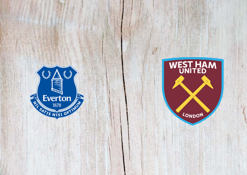 Everton vs West Ham United -Highlights 01 January 2021