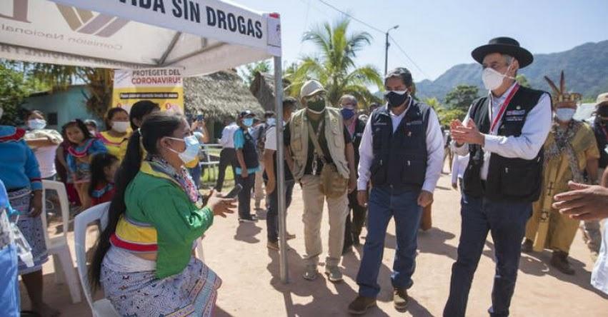 PRESIDENTE SAGASTI EN HUÁNUCO: Aprobamos la Política Nacional de Lenguas Originarias