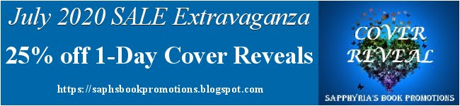 1-Day Cover Reveal Sale