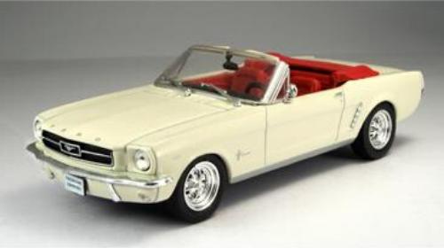 Grandes autos memorables Ford Mustang Convertible