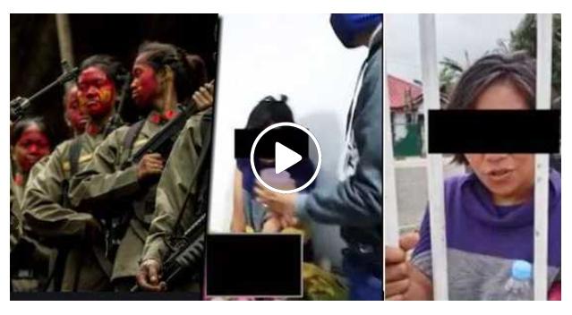 Look! NPA na Nagpanggap ng Baliw, Arestado!