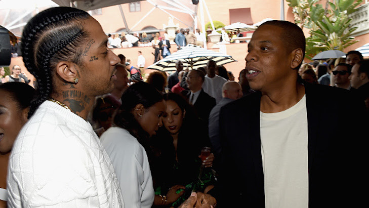 Jay-Z And Nipsy Hussle Collab Is Coming