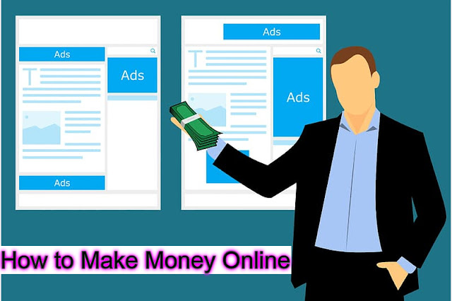 How to make money online from google ads