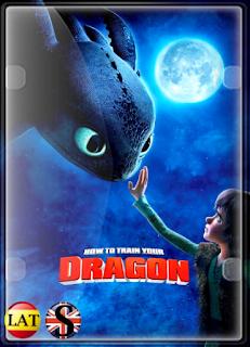 Cómo Entrenar a Tu Dragón (2010) HD 1080P LATINO/ESPAÑOL/INGLES
