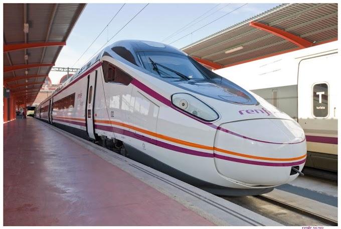 Renfe pone en servicio nuevas conexiones Granada -Sevilla