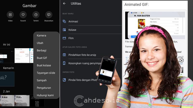Cara Membuat GIF di HP Tanpa Aplikasi