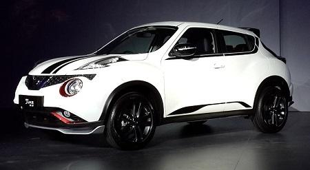 Mobil Nissan New Juke