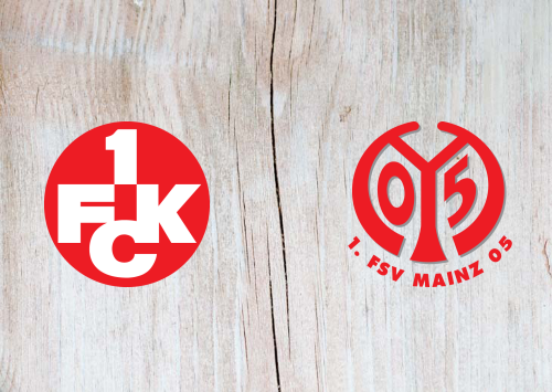Kaiserslautern vs Mainz 05 -Highlights 10 August 2019