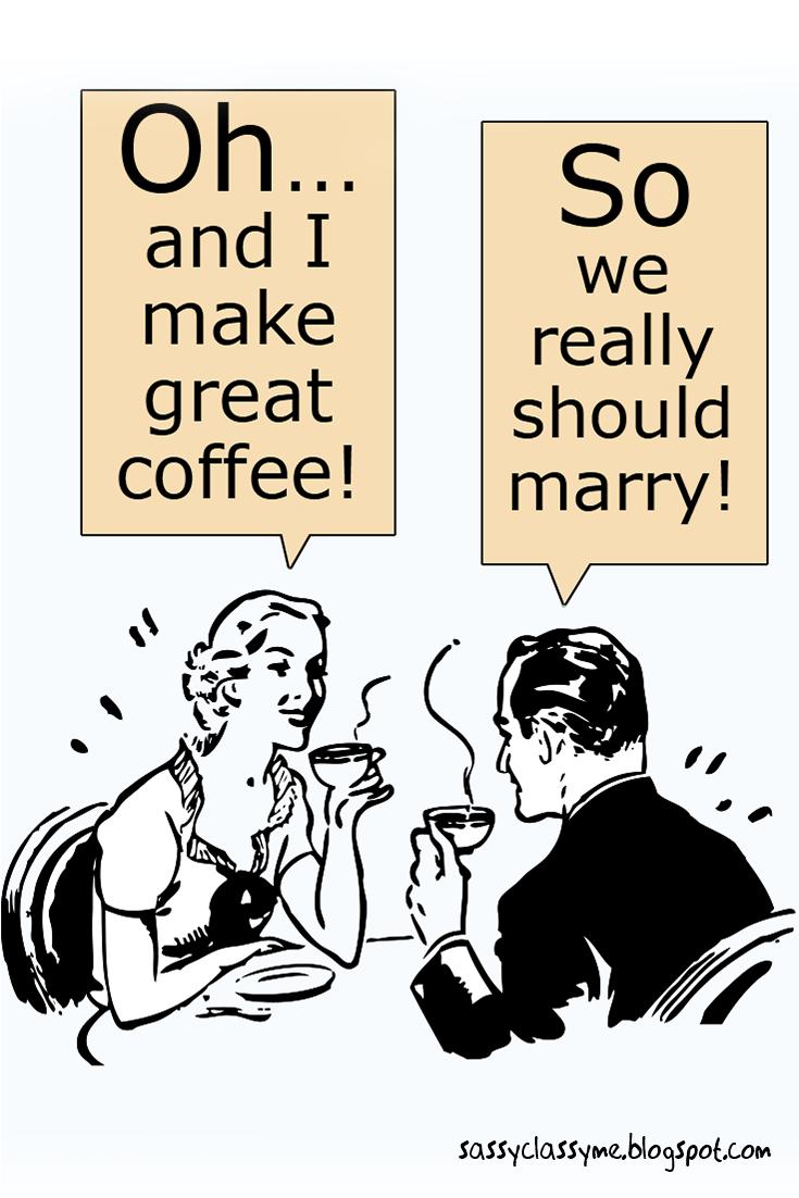 i make great coffee sassyclassyme