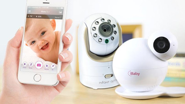 Taking Care of Your Baby Using Video Baby Monitors - Infinez