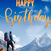 birthday wishes for hikers