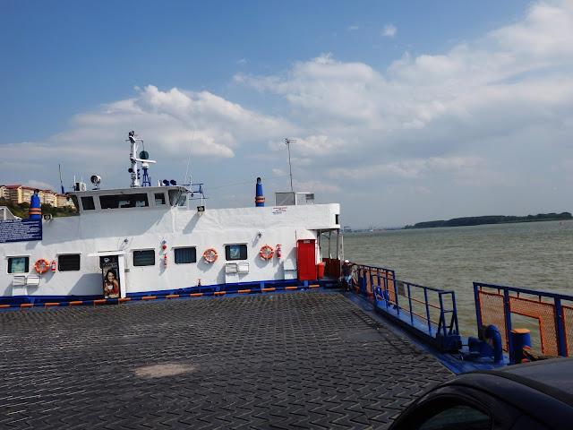 Prom przez Dunaj (Galati)