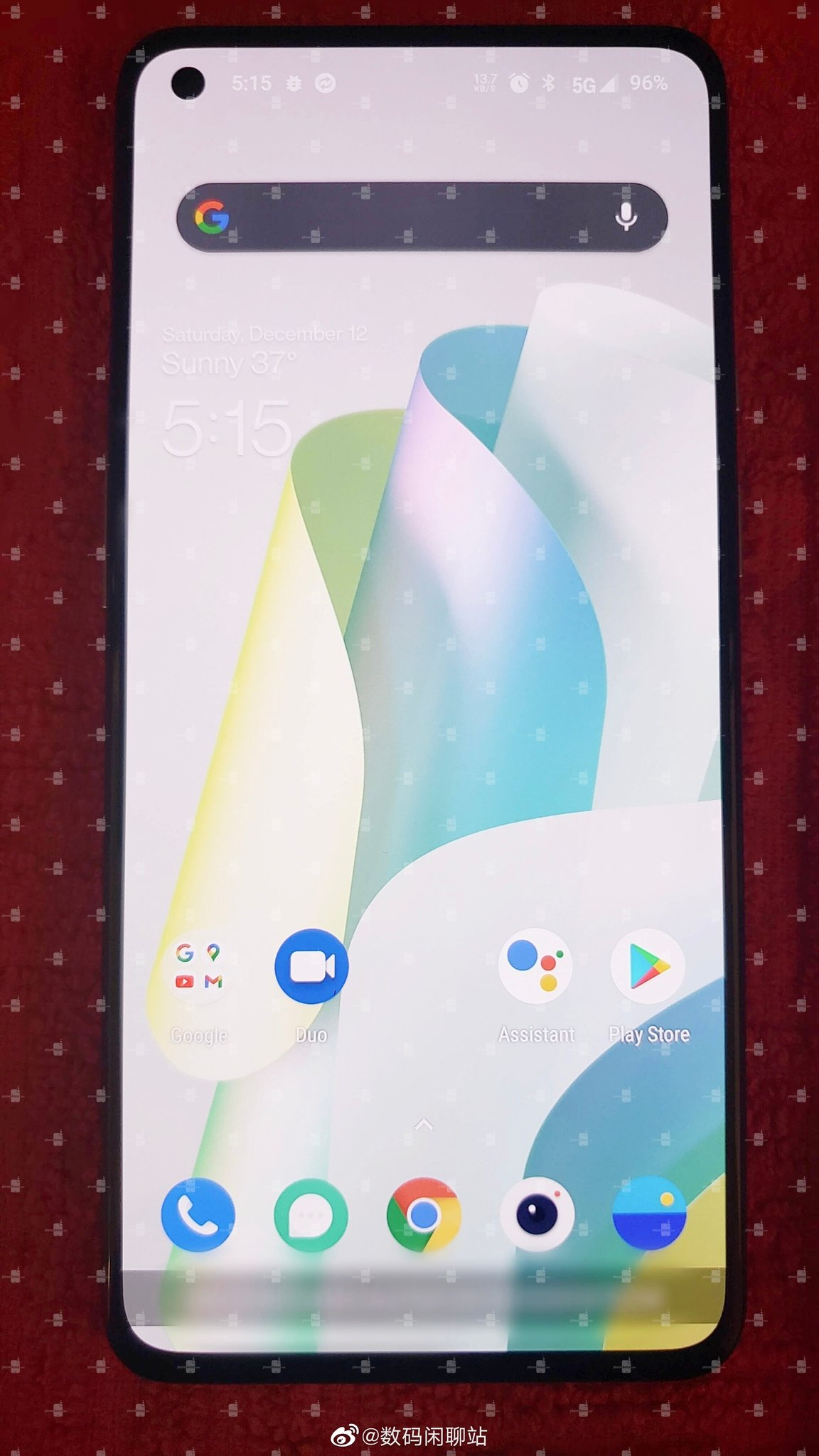 OnePlus 9 - Live Hands on photos leaked with complete sepcifications