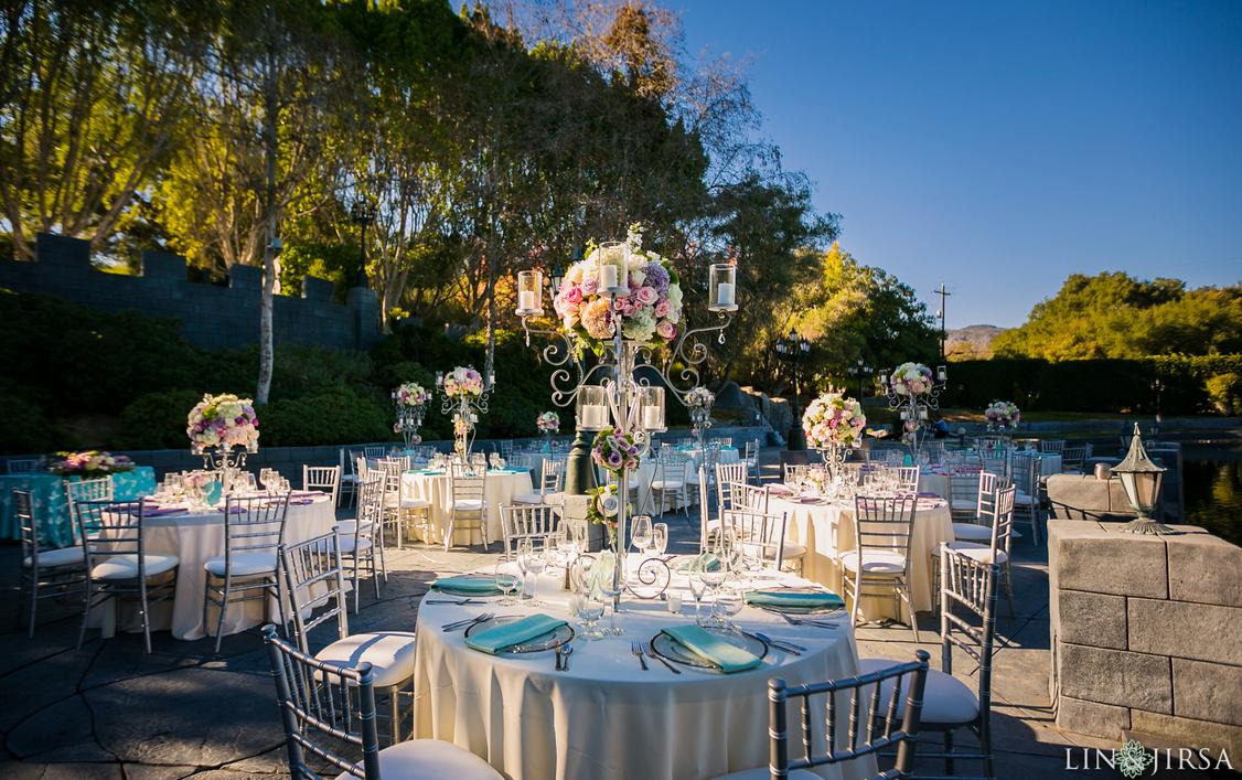 Enchanted Forest Weddings Fallbrook Wedding Venues