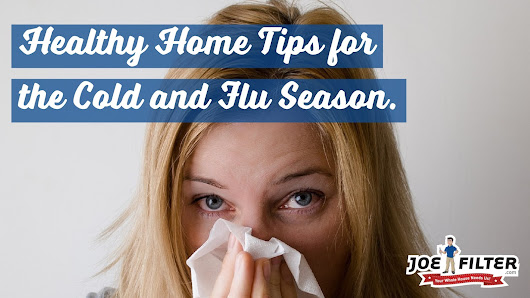 Healthy Home Tips for Cold and Flu Season.