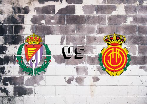 Real Valladolid vs Mallorca  Resumen