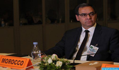 انتخاب المغرب نائبا أول لرئيس مكتب لجنة الاتحاد الإفريقي التقنية المتخصصة للمالية والشؤون النقدية والتخطيط الاقتصادي والاندماج