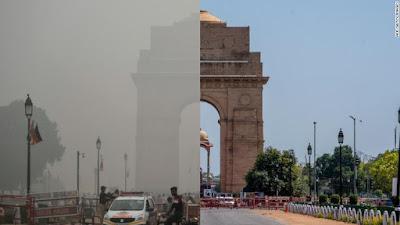 Polusi India Pada Pandemi