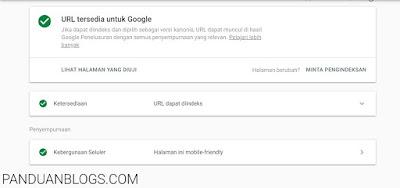 Cara Submit Postingan Artikel Ke Google Search Console