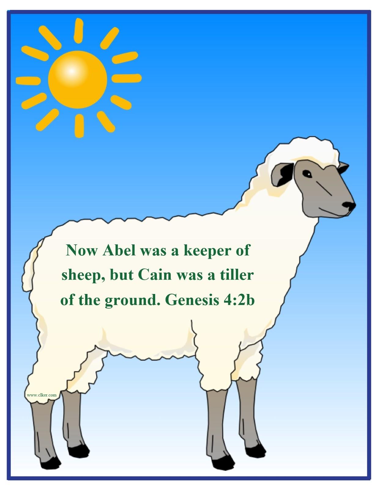 Bible Fun For Kids: Genesis Series: Cain & Abel
