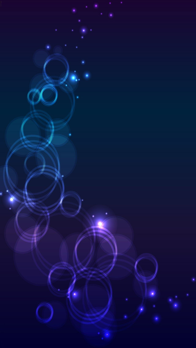 Free Download HD Abstract Bubbles iPhone Wallpapers | Free ...