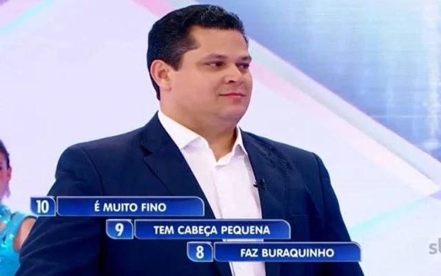 """Eles participaram do quadro """"Jogo das Três Pistas"""", do programa do Silvio Santos, no SBT"""
