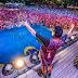 Polémica por una multitudinaria fiesta acuática en Wuhan, donde comenzó la pandemia de coronavirus