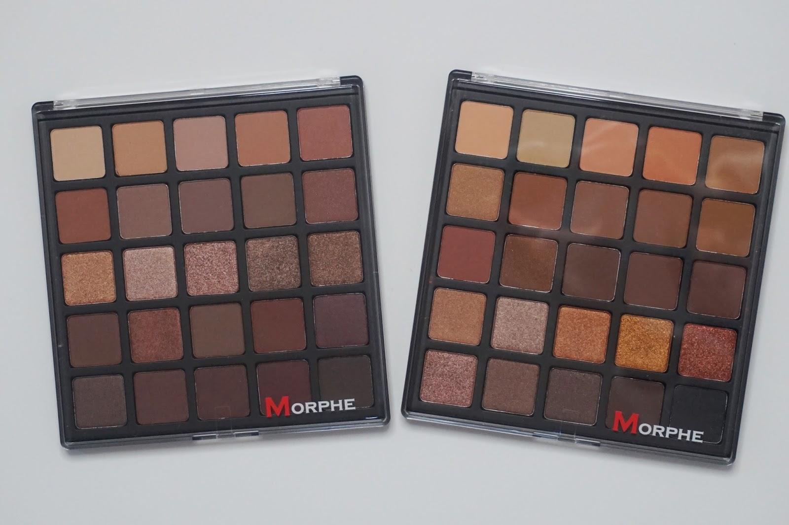 Morphe Palettes