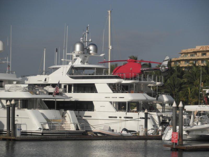 Puerto Vallarta Boat Helicopter