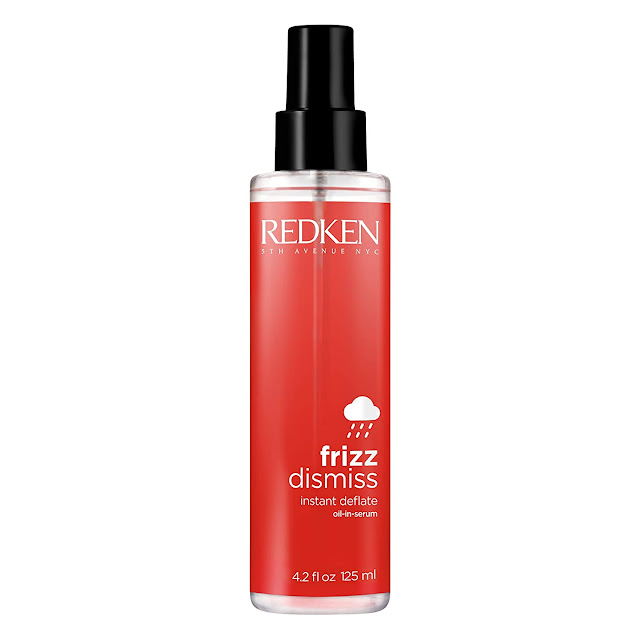 Redken Frizz Dismiss Instant Deflate Oil-In-Serum For Frizzy Hair