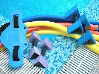Matériels et équipements aquagym