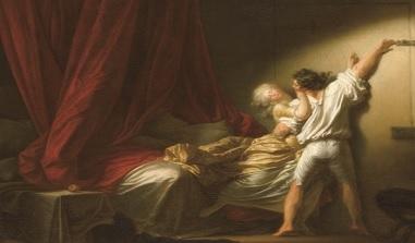 JACOPO MARINI - Conto Trágico - Adolphe Carle
