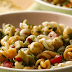 Asiago and Cukes Pasta Salad
