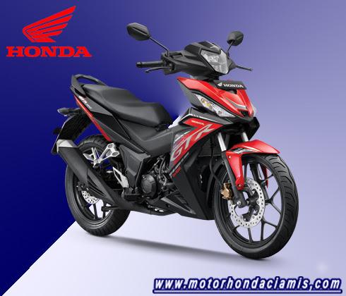 Kredit Motor Honda Supra GTR Ciamis